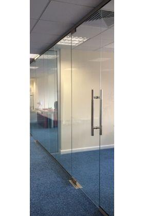 Hydraulic Door 2560x900 - 10mm