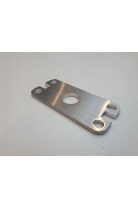 Axis Glass 3mm Glass Door Base Plate Packer