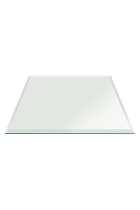 800mm x 800mm Square table top ,bevelled edges and packaging